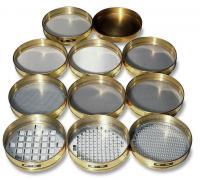 Комплекты лабораторных сит из цветных металлов